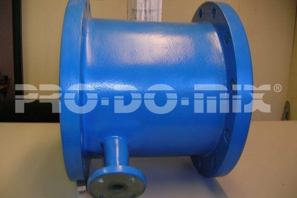 Mixer statico per la desalinizzazione negli EAU