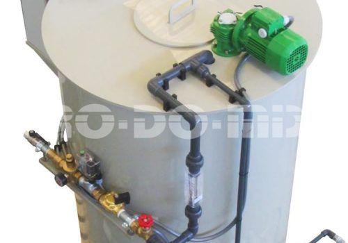 Preparazione di polielettrolita: le stazioni PRO-DO-MIX®