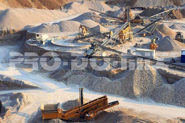 Ceramica, Minerario e Cemento