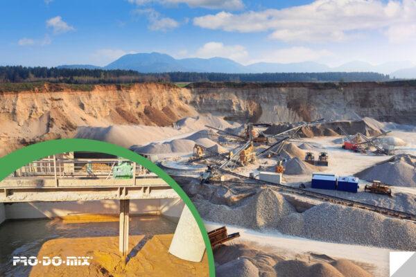 Come evitare il fenomeno di decantazione dei fanghi nell'Industria della Ceramica, Mineraria e del Cemento